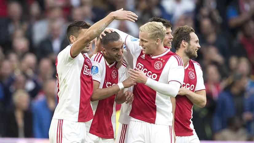 СМИ: Нидерланды и Бельгия рассматривают вариант объединения футбольных чемпионатов