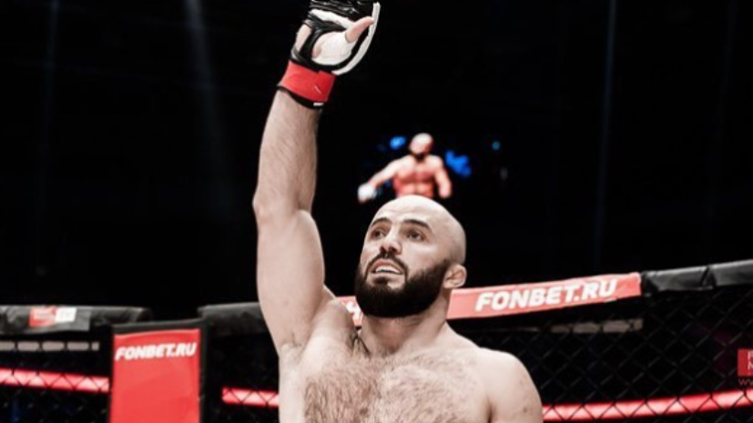 Исмаилов намерен оспорить результат боя с Минеевым на турнире Fight Nights