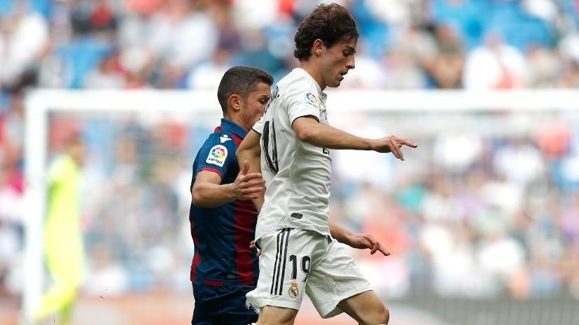 «Реал» потерпел второе поражение подряд в Примере, проиграв «Леванте»