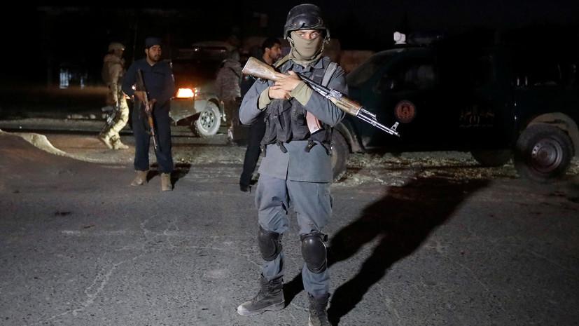В день выборов в Афганистане из-за атак погибли 28 человек