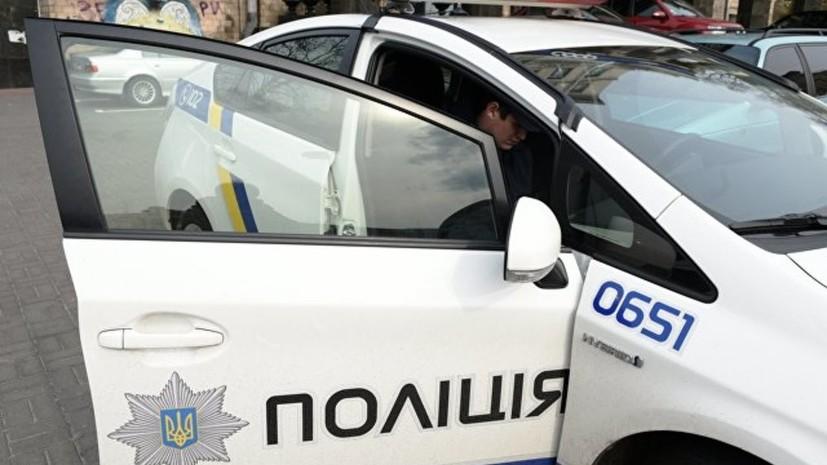 На Украине полиция нашла тайник с большим количеством боеприпасов