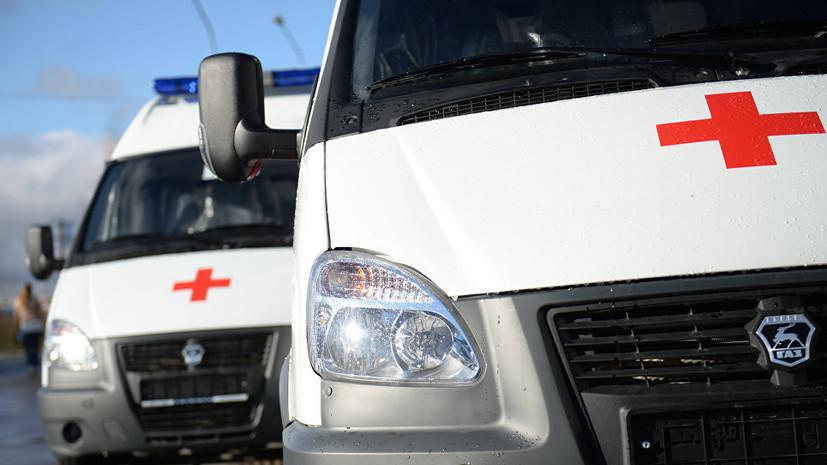 Источник: семь человек пострадали в результате ДТП в Удмуртии
