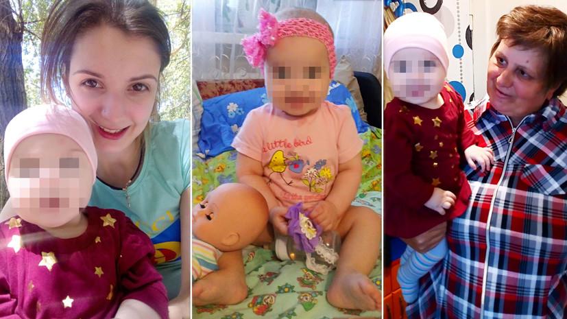 Годовалая девочка оказалась в приюте из-за формализма волгоградских чиновников
