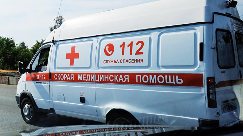 В Кемеровской области в ДТП с участием автобуса погибли два человека
