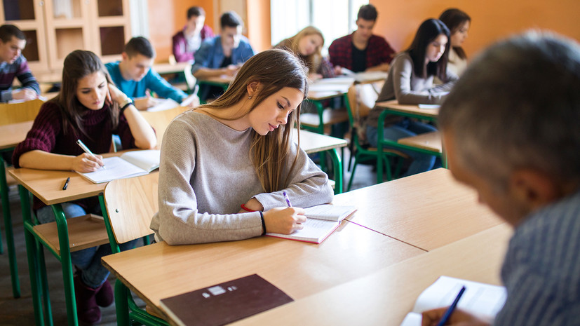 В заданиях школьной олимпиады в Казани присутствовала нецензурная лексика