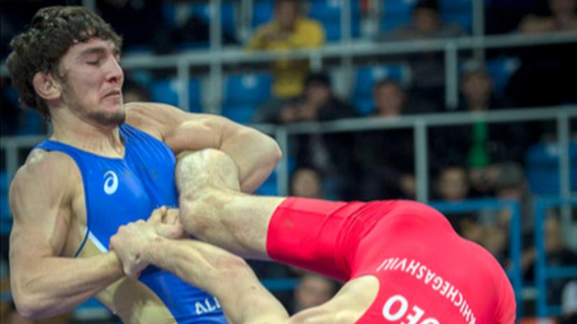 Борец Чакаев стал бронзовым призером ЧМ в весовой категории до 65 кг