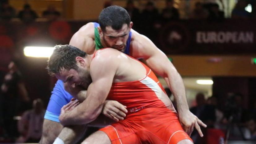 Россиянин Гаджимагомедов выиграл бронзу на ЧМ по вольной борьбе