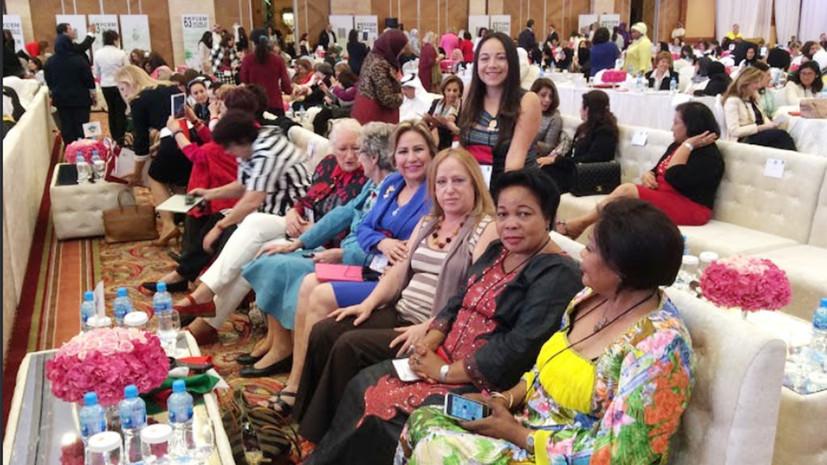 В Москве проходит Всемирный конгресс женщин-предпринимателей