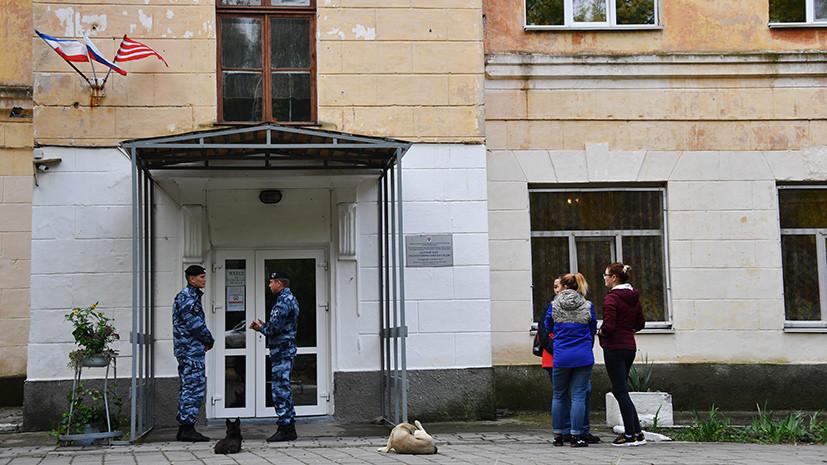 Керченский колледж возобновил работу после трагедии