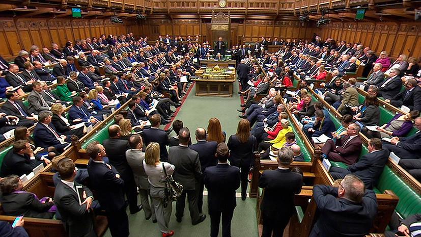 «Мышление истеблишмента»: в парламенте Британии недовольны заявлением кабмина об отсутствии «вмешательства России»