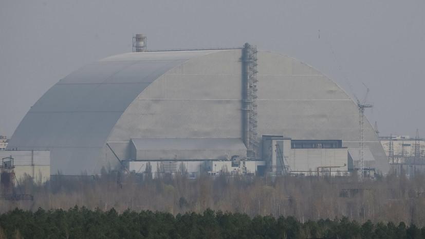 В чернобыльской зоне отчуждения задержаны девять туристов-экстремалов