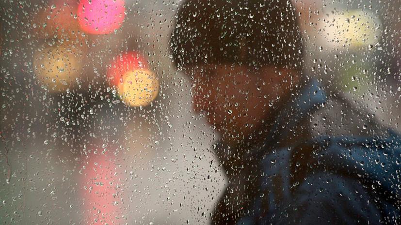 Синоптики прогнозируют аномально низкое давление в Москве 24 октября