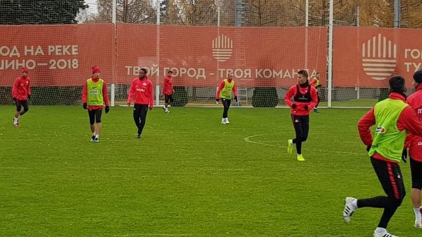 Рианчо сравнил назначение на должность главного тренера «Спартака» с работой в «Реале»