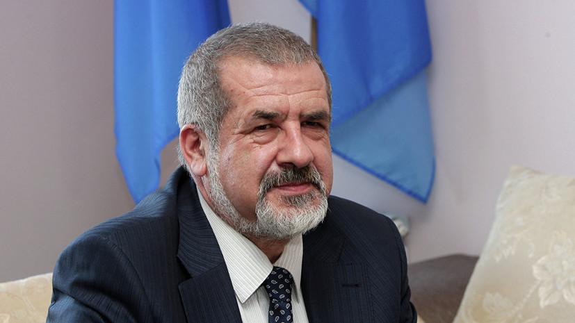 Депутат Рады сорвал заседание российско-украинской комиссии