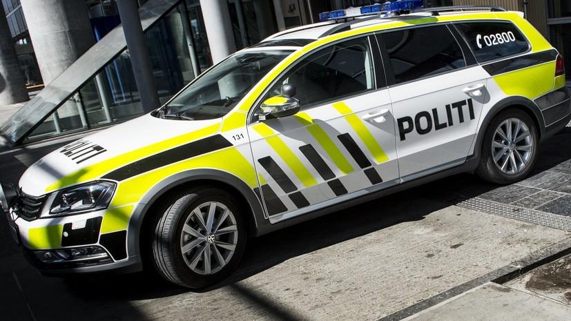 СМИ: Восемь россиян пострадали в ДТП на севере Норвегии