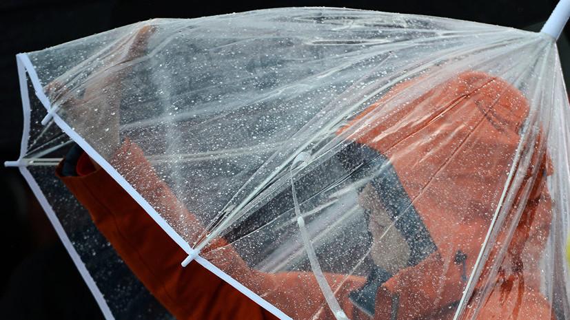 В Краснодарском крае из-за сильных дождей из детсадов эвакуированы более 120 детей