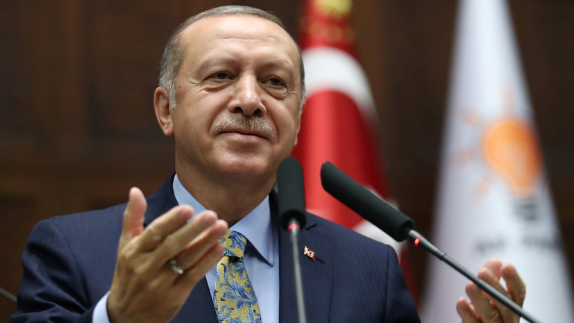 Эрдоган и наследный принц Саудовской Аравии обсудили расследование дела Хашукджи