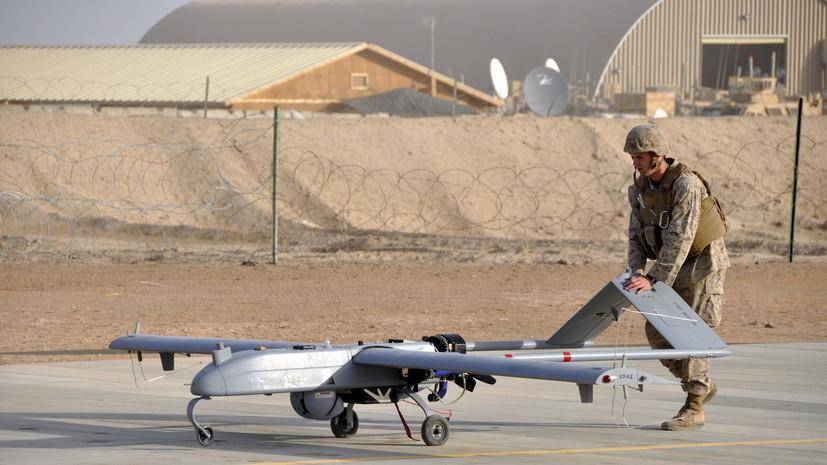 Эксперт прокомментировал заявление об управлении США дронами в Хмеймиме