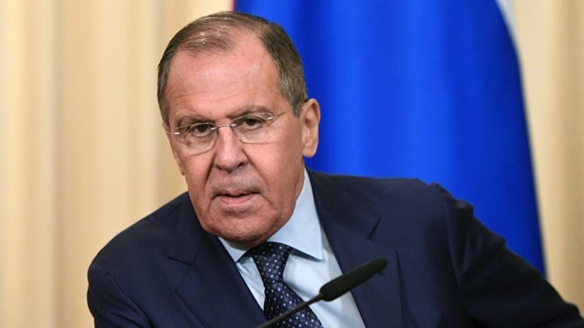 Генсек ОБСЕ встретится в Москве с Лавровым в начале ноября