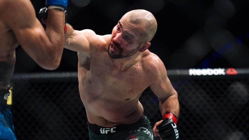 Боец UFC Лобов отреагировал на предложение Кадырова организовать бой с Тухуговым