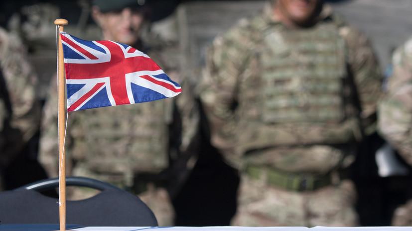 В Великобритании женщины смогут служить во всех родах войск