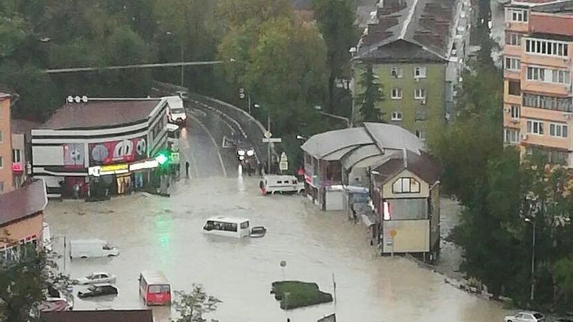 Число погибших из-за подтоплений на Кубани увеличилось до шести