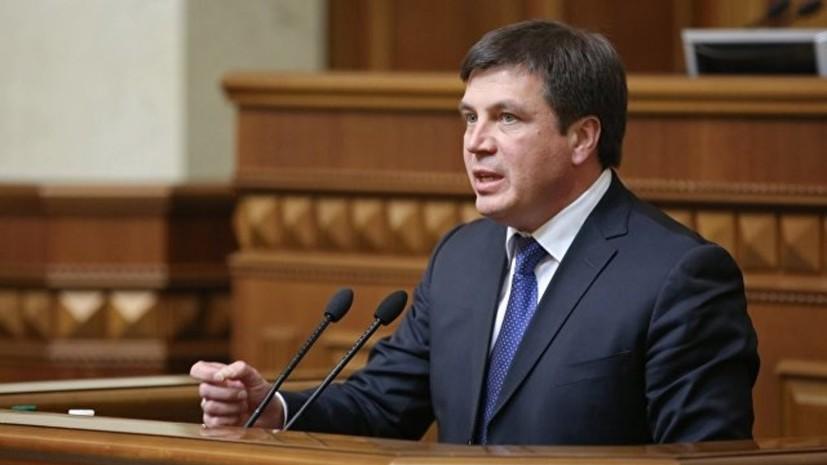 Вице-премьер Украины попросил участников форума в Белоруссии не говорить по-русски