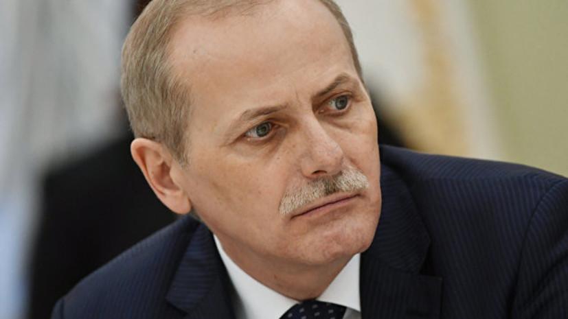 Заместитель генпрокурора России подал в отставку