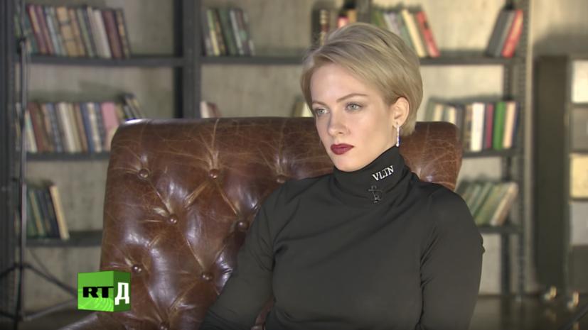 «Во время съёмок мы пили успокоительное»: актриса Полина Максимова о фильме «Без меня», амбициях и патриотическом кино