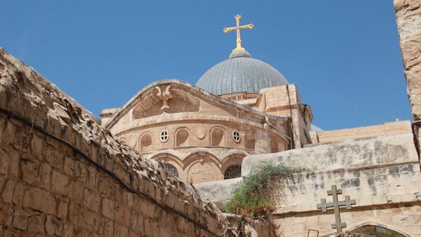 Иерусалимский патриархат надеется на разрешение разногласий по УПЦ