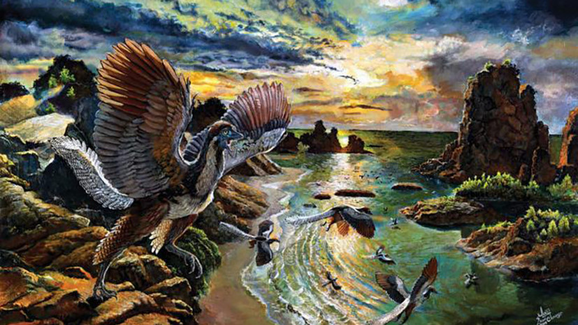 Крылатые рептилии: существовал ли общий предок у динозавров и современных птиц