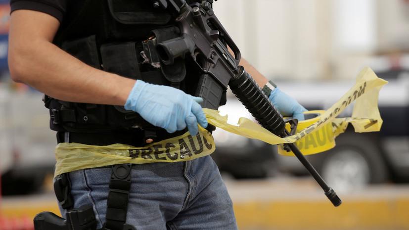 В Мексике убили совершившего наезд на толпу людей водителя