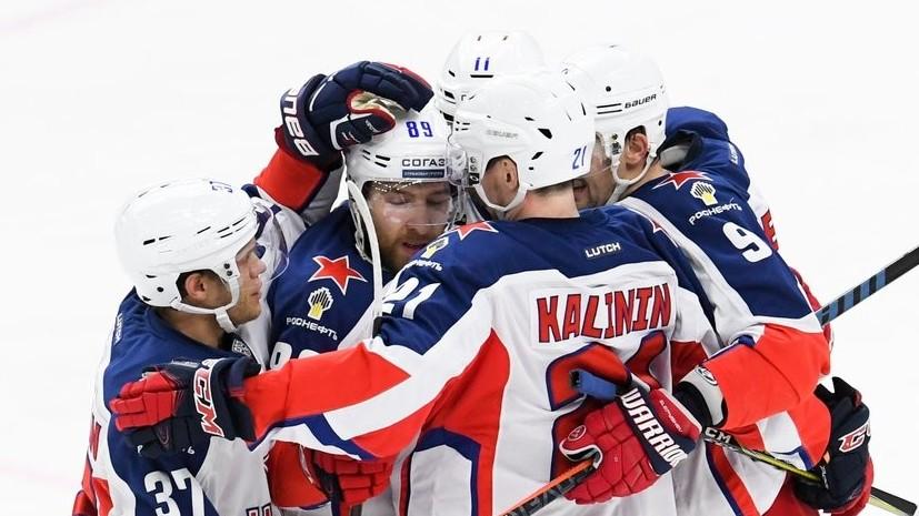 ЦСКА намерен сыграть с клубом НХЛ в честь 100-летия Тарасова