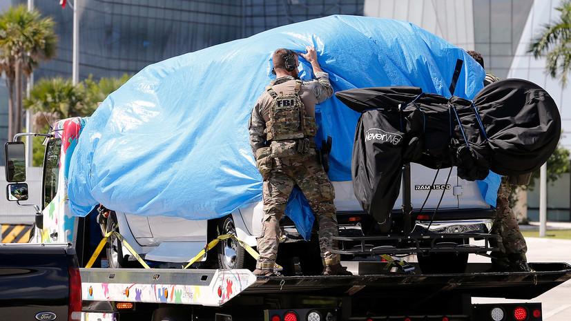 Подозреваемому в рассылке бомб в США грозит до 58 лет тюрьмы