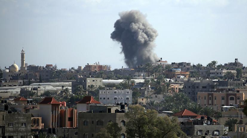«Исламский джихад» объявил о готовности к перемирию с Израилем