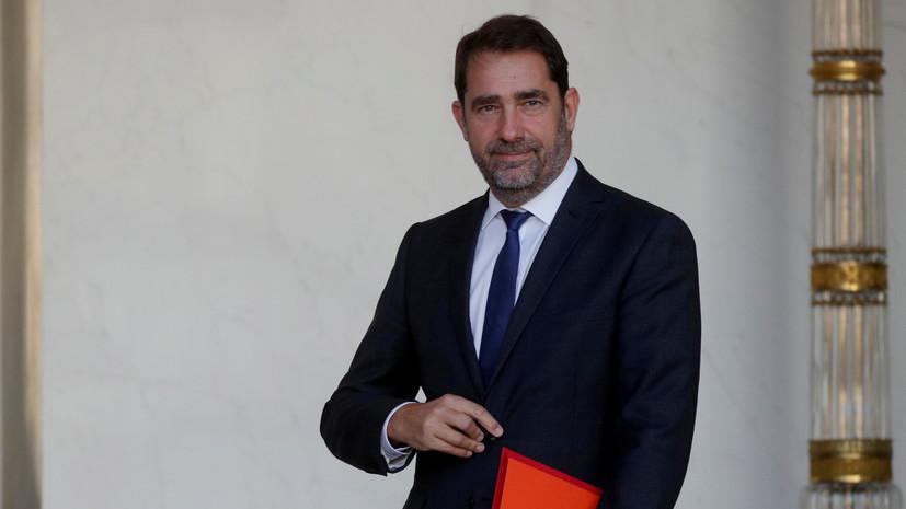 Глава МВД Франции поручил усилить безопасность синагог