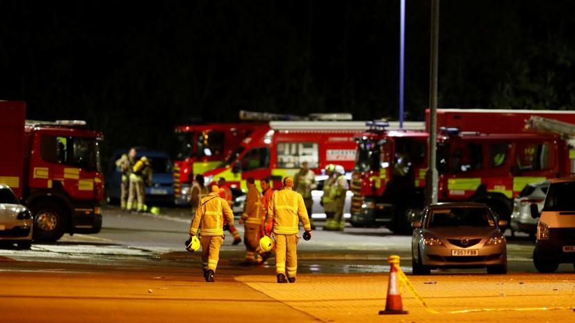 СМИ указали место крушения вертолёта владельца «Лестера»