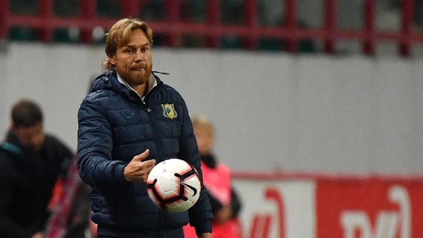 СМИ: «Спартак» рассматривает Карпина в качестве кандидатуры на пост главного тренера
