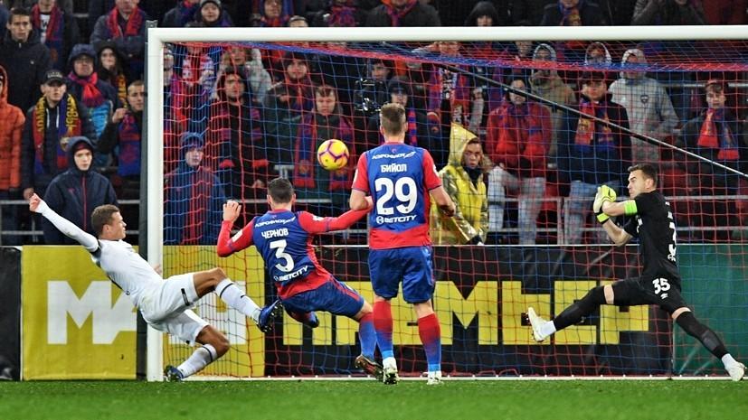 Два гола за две минуты: «Краснодар» одержал первую гостевую победу над ЦСКА и вышел на второе место в РПЛ