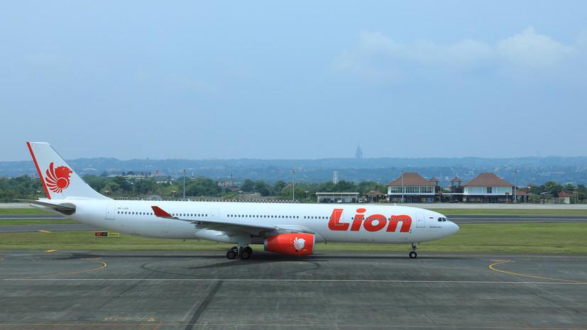 На борту потерпевшего катастрофу в Индонезии самолёта находились 189 человек