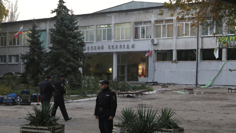 Из больниц в Крыму выписали четверых пострадавших при ЧП в Керчи