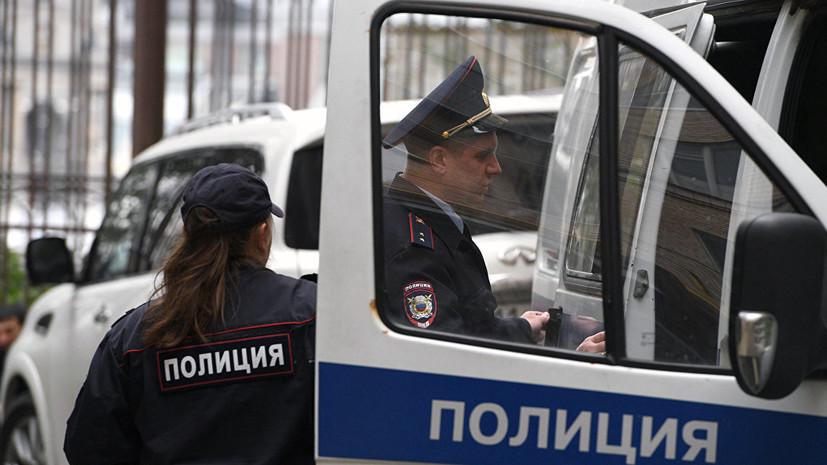 Полиция проверяет сообщения о привезённых к редакции «Новой газеты» клетках с овцами