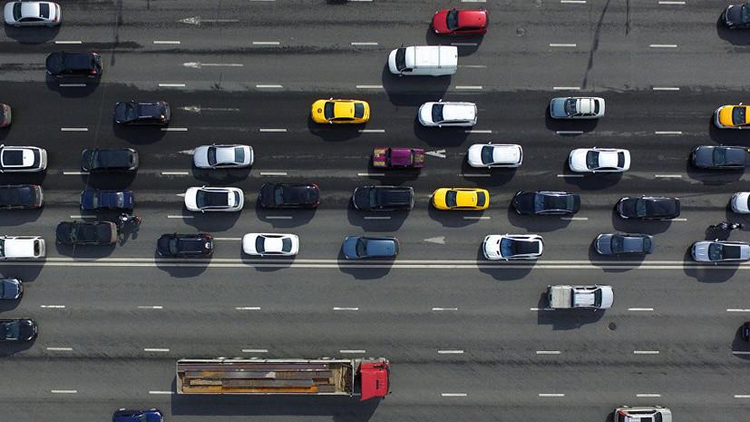 В Новой Москве построили 85,4 км дорог за шесть лет
