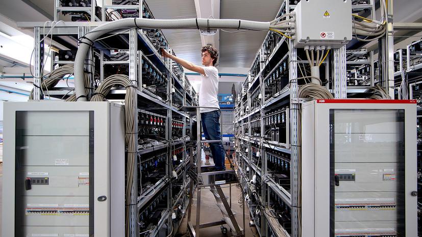 Как добыча криптовалют меняет климат Земли
