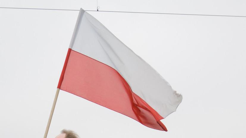 В польском Радоме после реконструкции открылось кладбище советских солдат