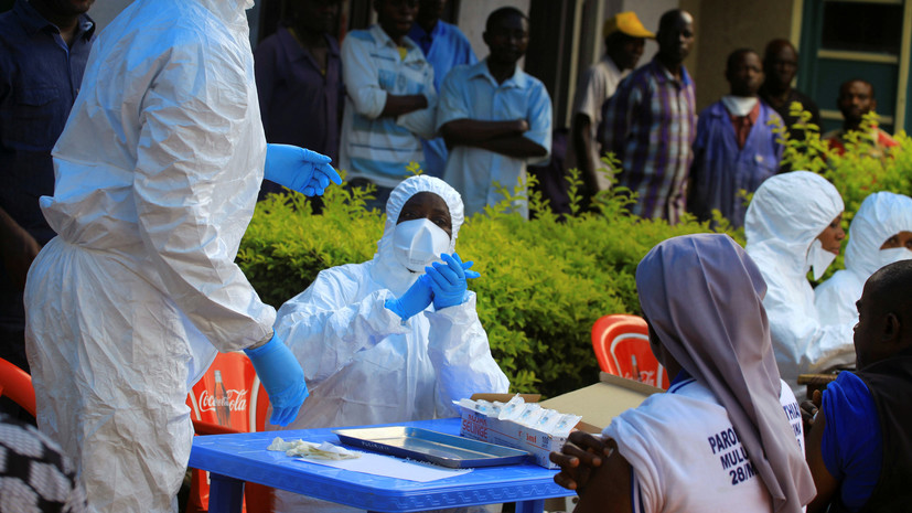 СБ ООН поддержал резолюцию по борьбе с Эболой в ДРК