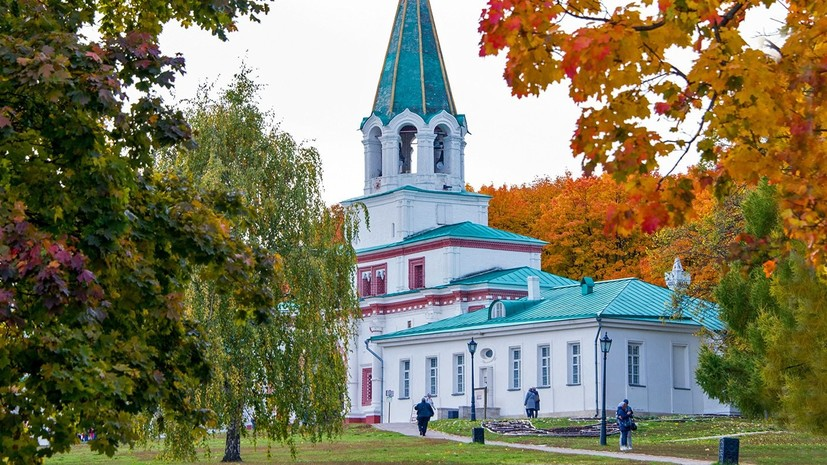 В начале ноября в Москве пройдёт цикл бесплатных экскурсий