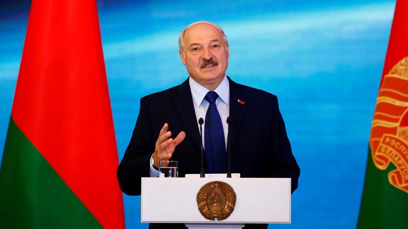 Лукашенко выразил надежду на улучшение отношений с Вашингтоном