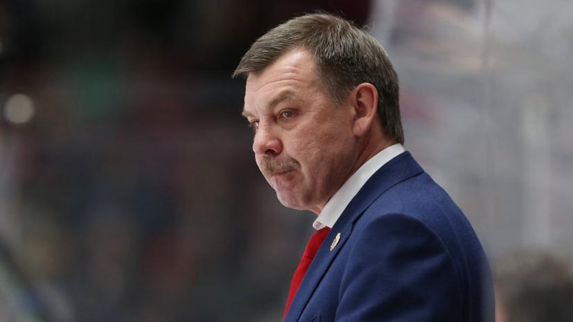 Бобровский: не понимаю, почему лучший тренер России остаётся без работы