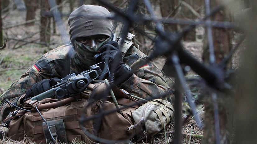 «Дефицит мотивации»: с какими проблемами сталкивается Германия при модернизации армии